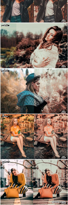5 Dreamy Autumn Photoshop Actions 1835551