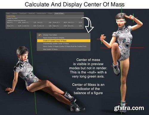 Daz3D - Ultimate Pose Master