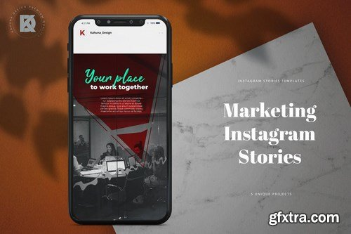 Instagram Marketing Banners Pack