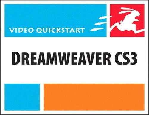 Oreilly - Creating a Web Site in Dreamweaver CS3: Video QuickStart - 9780321550194