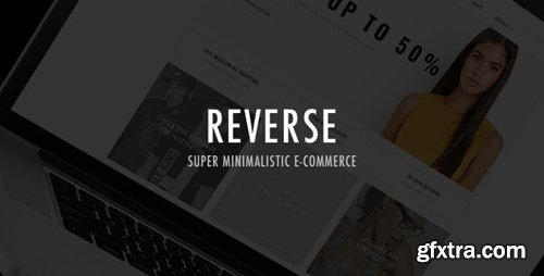 ThemeForest - Reverse v2.8 - WooCommerce Shopping Theme - 13356504