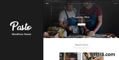 ThemeForest - Pasto v1.0.0 - Restaurant & Cafe Responsive WordPress Theme (Update: 22 March 19) - 22002807