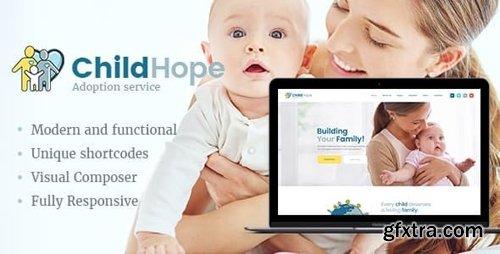 ThemeForest - ChildHope v1.1 - Child Adoption Service & Charity Nonprofit WordPress Theme - 19924237