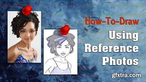How-To-Draw Using Reference Photos