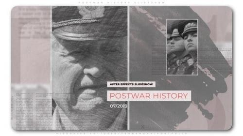 Udemy - Postwar History Slideshow
