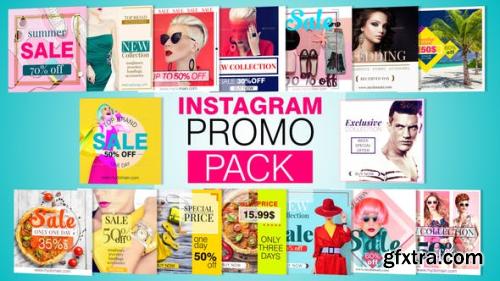 VideoHive Instagram PROMO PACK 22087080