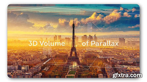VideoHive 3d Volume Parallax | Cinematic Slideshow 18356052