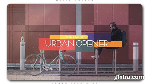 VideoHive Urban Inspiring Media Opener | Slideshow 20195735