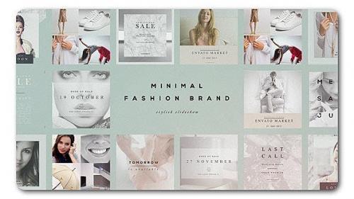 Udemy - Fashion Brand Minimal Slideshow
