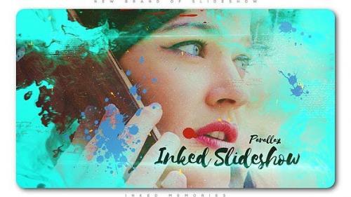 Udemy - Ink Memories Parallax Slideshow