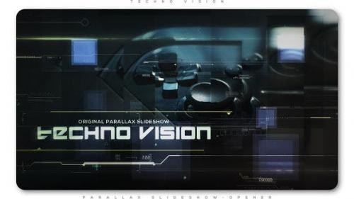 Udemy - Techno Vision Parallax Slideshow