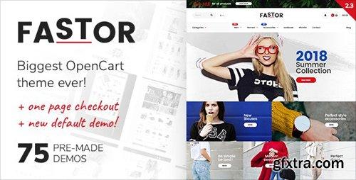 ThemeForest - Fastor v2.3 - Multipurpose Responsive Opencart Theme (Update: 28 March 19) - 13611044