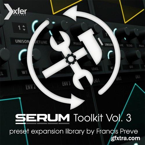 Xfer Serum Toolkit 3 Xfer Serum Soundset