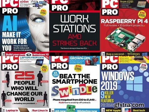 PC Pro - Full Year 2019 Collection
