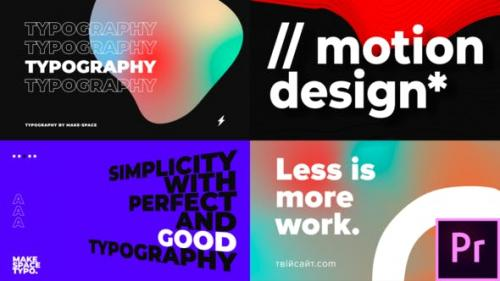 Udemy - Giant Typography - for Premiere Pro | Essential Graphics