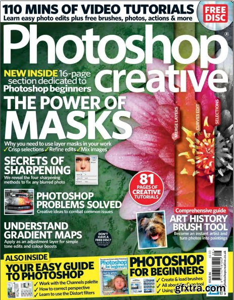 Photoshop Creative - Issue 86 - The Power Of Masks