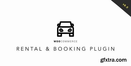 CodeCanyon - RnB v9.0.0 - WooCommerce Booking & Rental Plugin - 14835145
