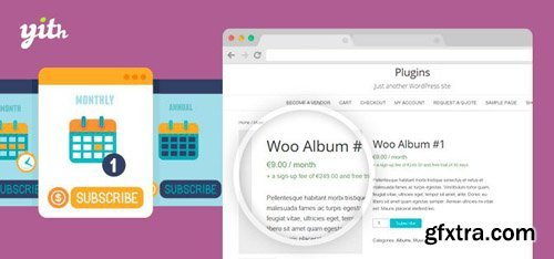 YiThemes - YITH WooCommerce Subscription v1.7.0