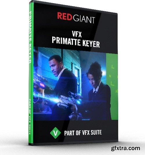Red Giant VFX Primatte Keyer 6.0.1 WIN