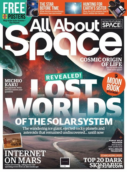All About Space - Isue 96 , 2019