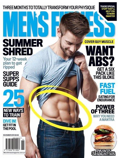 Australian Men\'s Fitness - November 2019