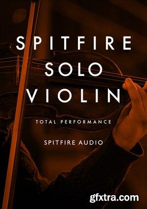 Spitfire Solo Violin KONTAKT-AwZ
