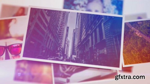 Photo Gallery After Effects Template