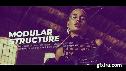 Fashion Slideshow After Effects Template