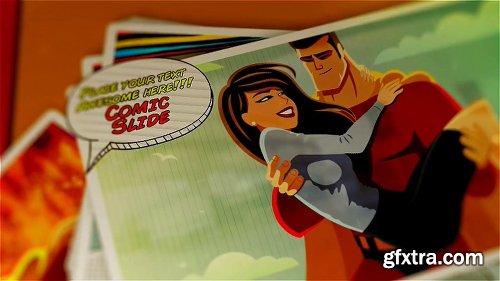 Videohive Comic Slide 24801478