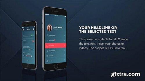 Videohive - Phone 6 App Presentation - 15320992