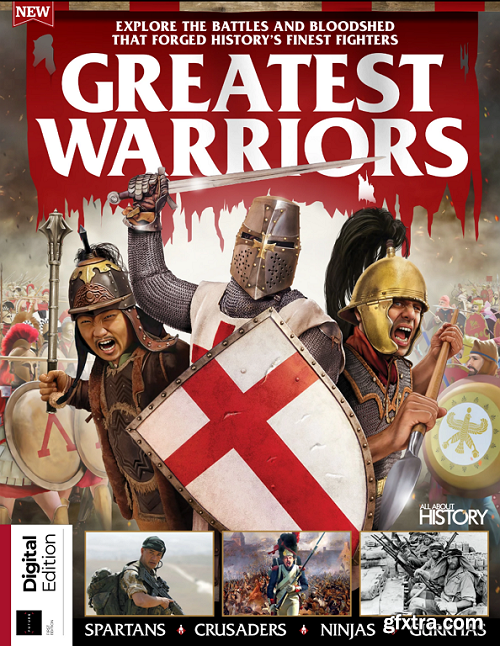 All About History: History\'s Greatest Warriors - First Edition 2019