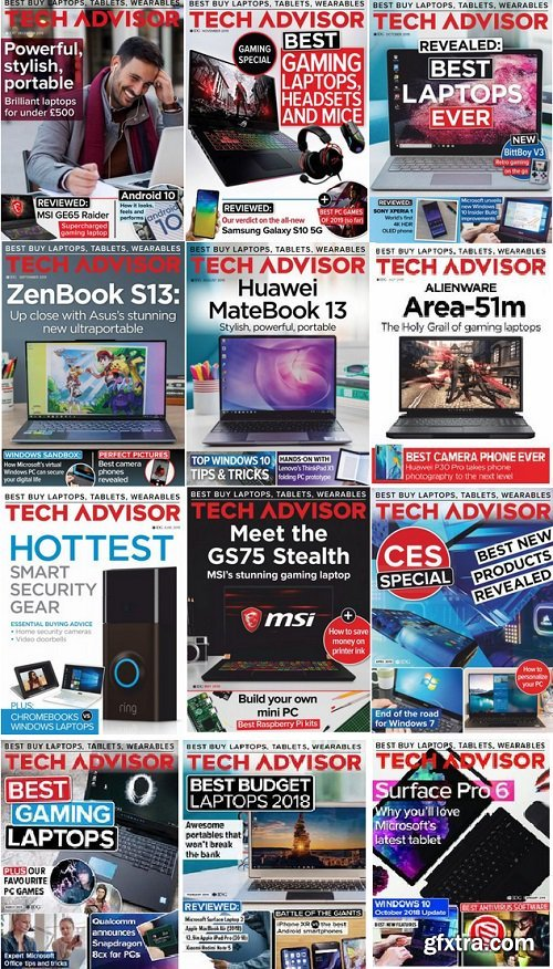 Tech Advisor - 2019 Full Year Issues Collection