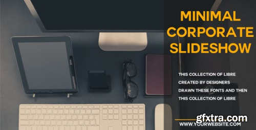 VideoHive Minimal Corporate Slideshow 19239271