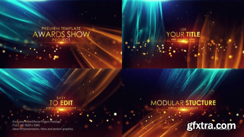 VideoHive Cinematic Classical Awards Opener 23854412