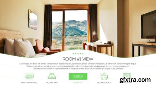 VideoHive Hotel Promo 21817652
