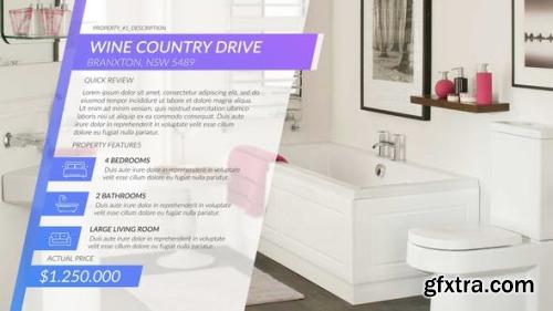 VideoHive Real Estate Slides 23535416
