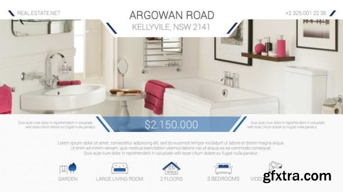 VideoHive Real Estate Promotion 24093704