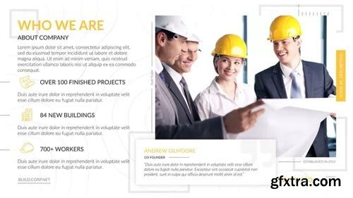 Videohive - Building Corporate Promo - 24209550