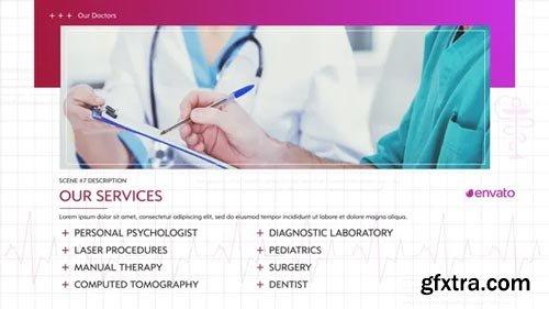 Videohive - Healthcare Clinic Promo - 24264715