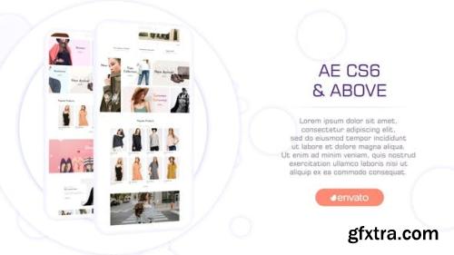 VideoHive Minimal App Presentation 24184465