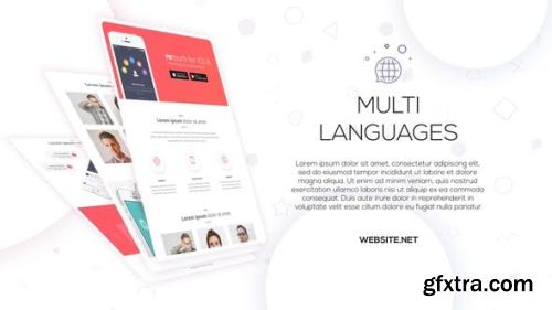 VideoHive Minimal Website Presentation 24321862