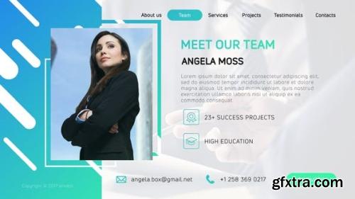VideoHive Business Company Presentation 24321946
