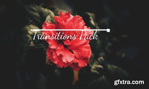 Videohive - Transitions Pack - 22140213