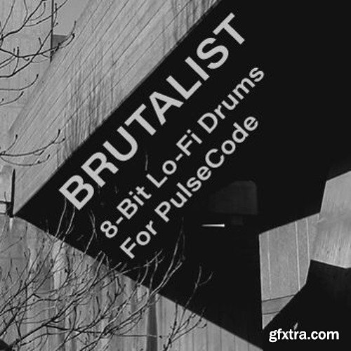 Psychic Modulation Brutalist Drums Expansion Pack for PulseCode WiN OSX-AwZ