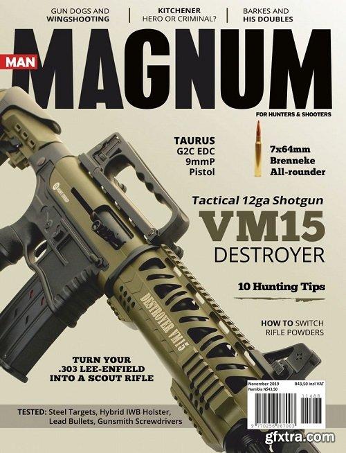 Man Magnum - November 2019