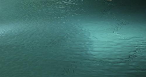 Blue Water Background - CBZLP2J