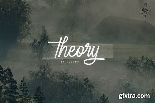 CM - Theory Font 3187735