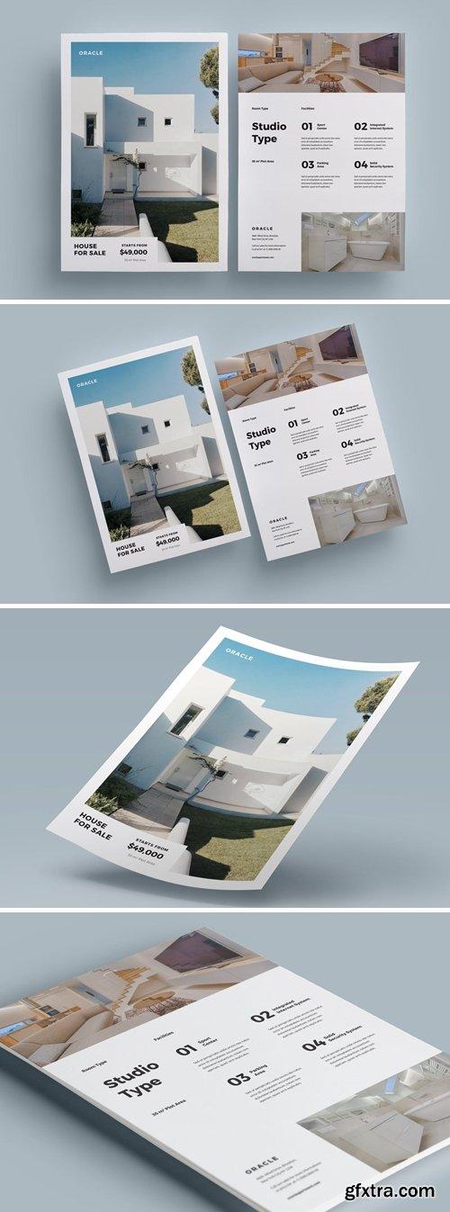 Properties Flyer Template