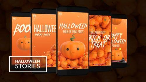 Udemy - Halloween Instagram Stories