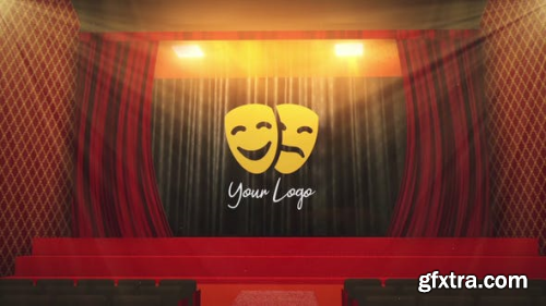 VideoHive Theater Logo Reveal 24833199